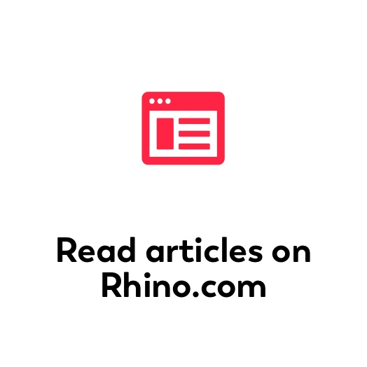 Read articles on Rhino.com